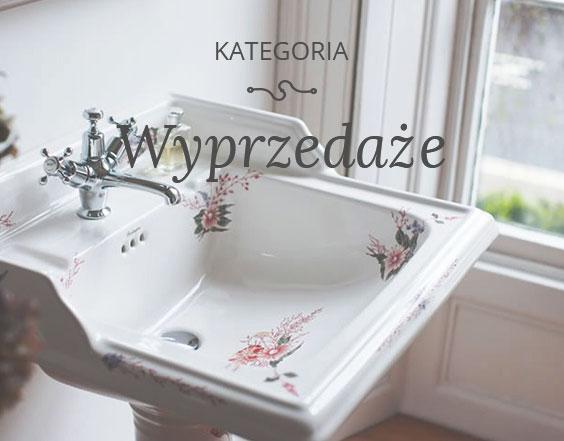 Wyposażenie łazienki W Stylu Retro